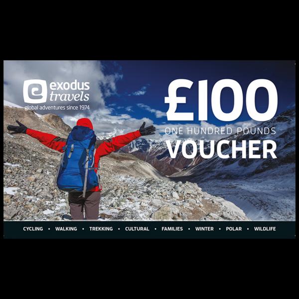 Exodus £100 Gift Voucher
