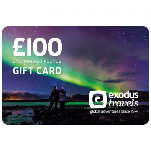 Exodus £100 Gift Voucher – Exodus Shop
