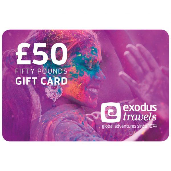 Exodus £50 Gift Voucher | xo